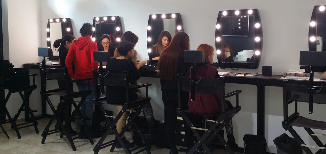 Cantoni: makeup stations supplier