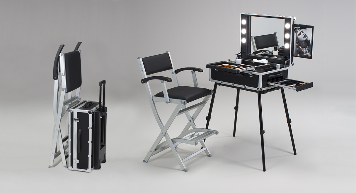 Portable makeup workstation Cantoni