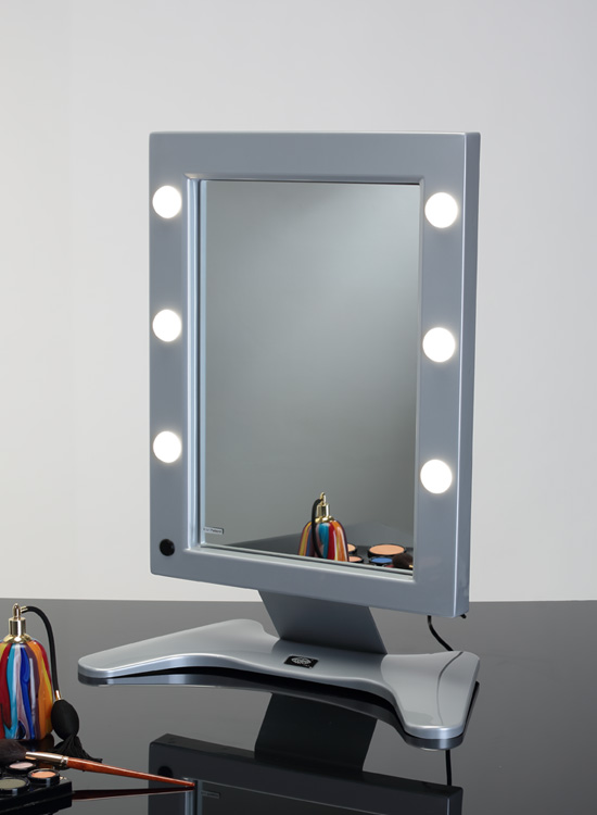 MW01T TABLE MAKEUP MIRRORS WITH LIGHTS