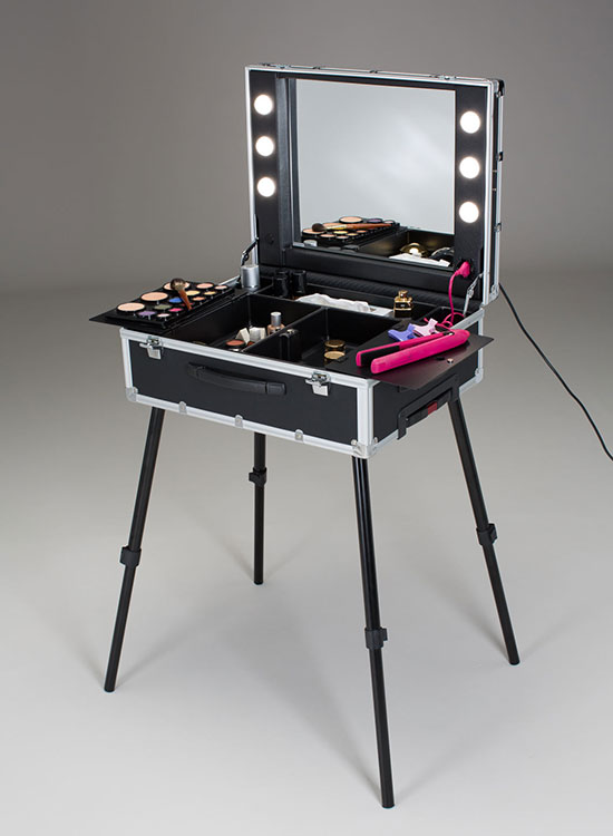 Makeup Cases With Lights Made In