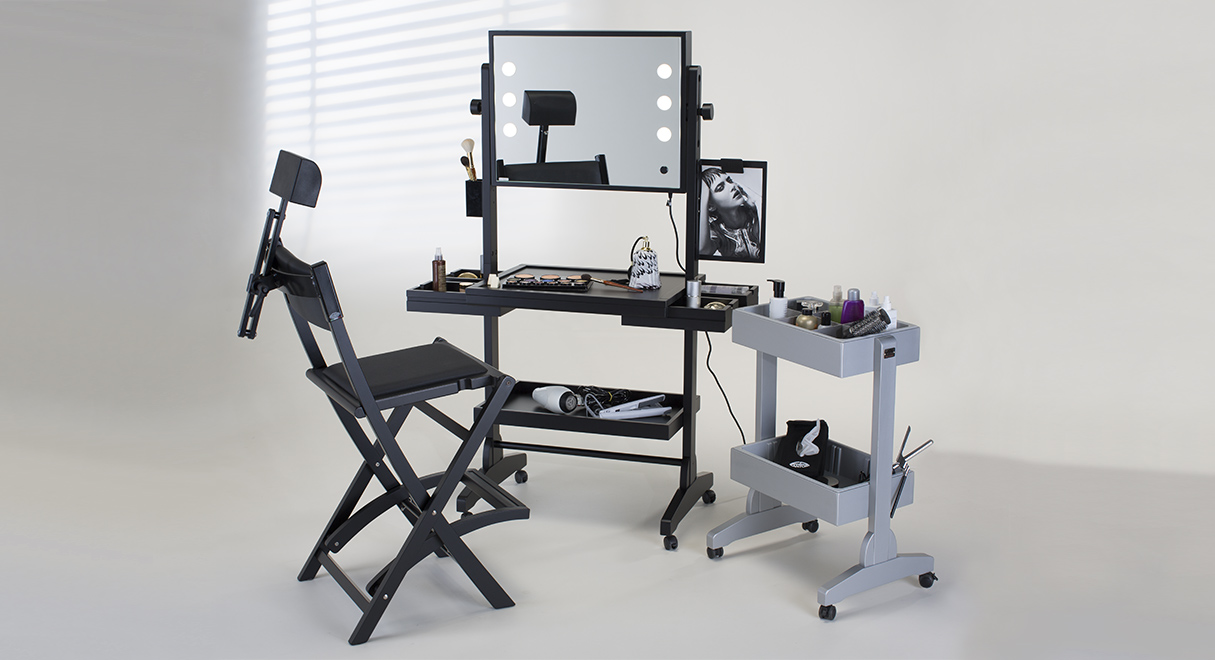 Complete Makeup Workstation