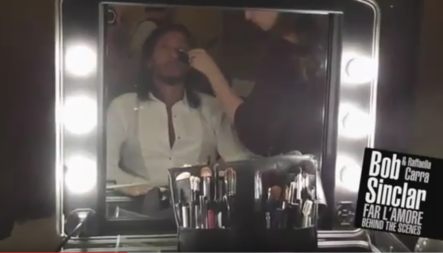 cantoni makeup case video-clip production