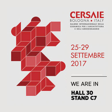 Cersaie 2017 Cantoni Press kit