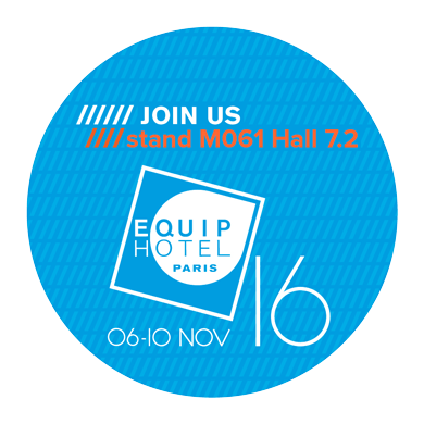 Join Cantoni at Equiphotel Paris