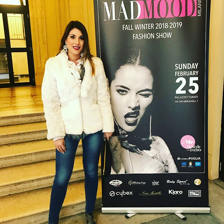 Cantoni is technical sponsor of Mad Mood Milano